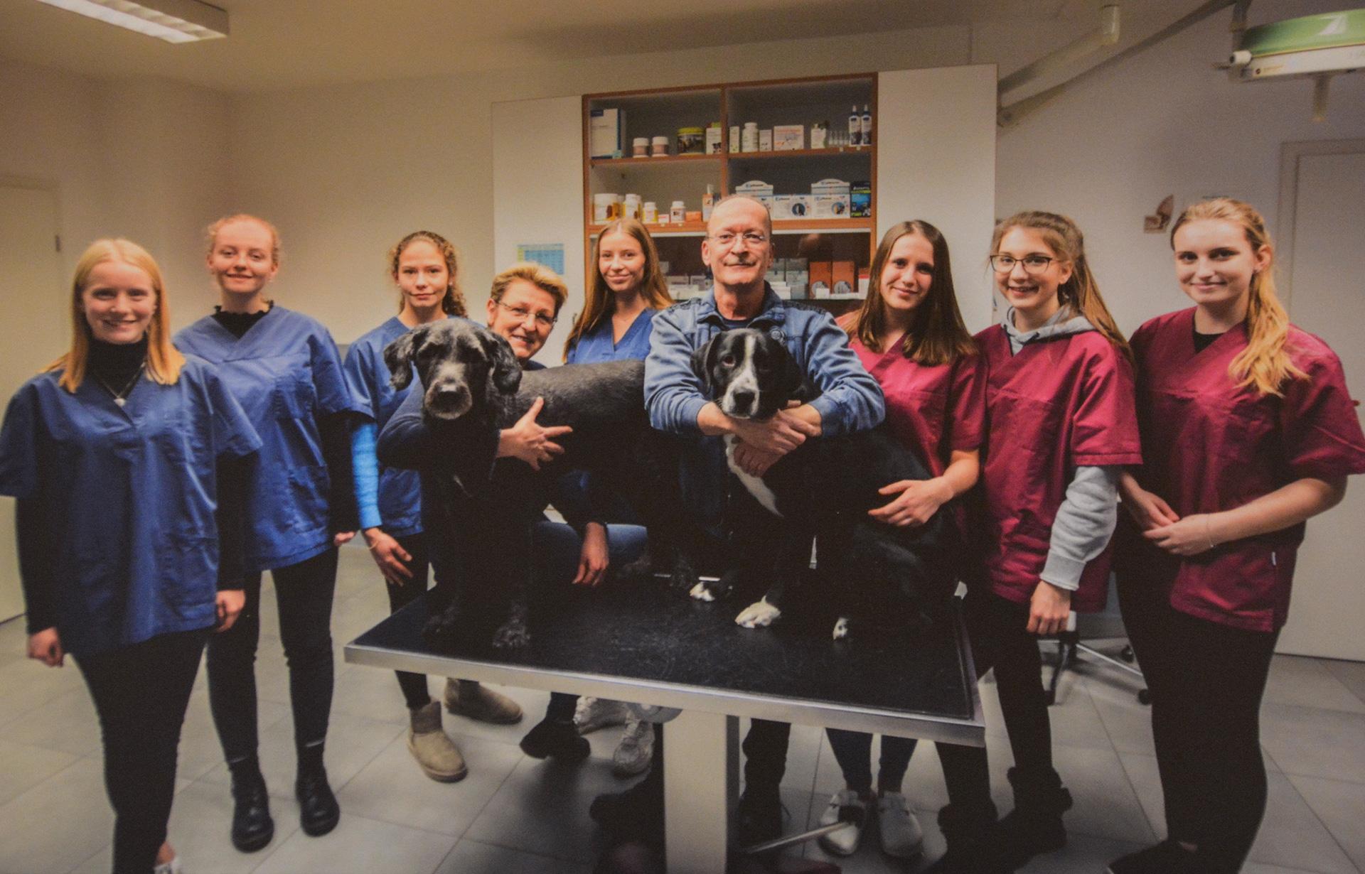 Team Tierartz Buehs Stadtlohn